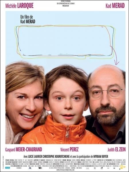 Dans ce film qu'il réalise en 2011, il incarne Robert Pique, chômeur célibataire et claustrophobe... .