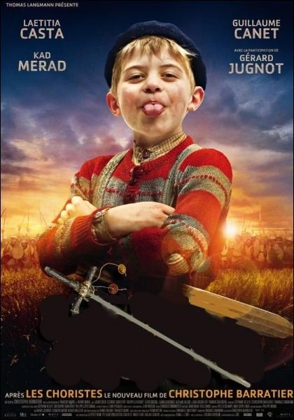 Il « campe » le père de Lebrac, dans une nouvelle adaptation du roman de Louis Pergaud en 2012... .