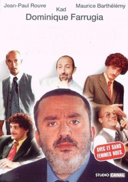 Les affiches des films de Kad Merad