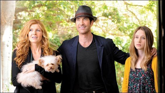 Le chapitre 1 de cette série télé est basé sur la famille Harmon, ils viennent d'acheter une nouvelle maison, les veinards !