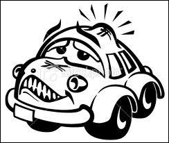 Echangerais voiture de sport endommagée contre ...