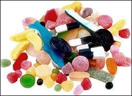 Quelle est la marque de bonbon la plus achetée des Français ?
