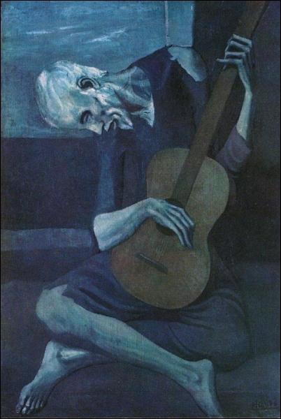 Quizz le quiz bleu quiz animaux litterature art - La chambre bleue picasso ...