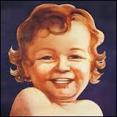 Un bébé Cadum , d'où vient le mot Cadum ?