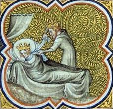 Frédégonde  reine de Neustrie, mena une guerre de plus de trente ans contre cette reine franque ?