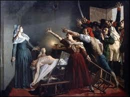 En 1793, Charlotte Corday assassina Marat dans sa baignoire, quel était le surnom de ce dernier ?
