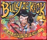 Billy Ze Kick et les Gamins en Folie est un groupe qui a eu du succès dans les années 90 avec le titre ''Mangez-moi ! Mangez-moi ! '' Que voulait-il qu'on mange ?