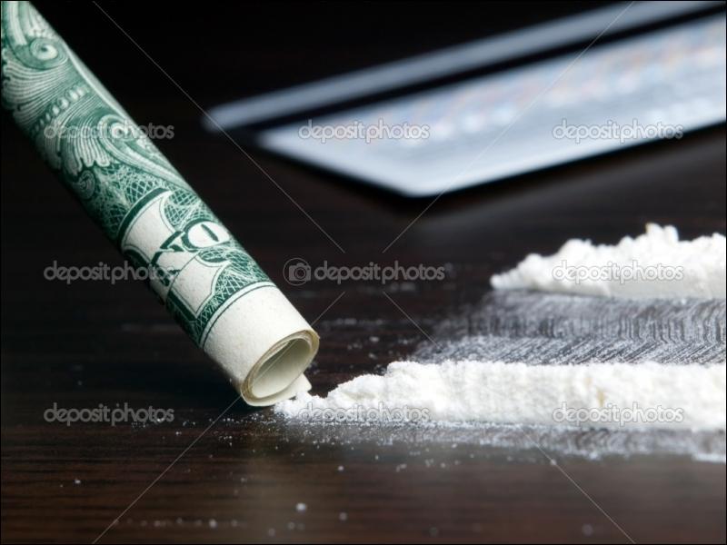Quel groupe allemand a chanté ses prises de cocaïne dans ''Narcotic'' ?