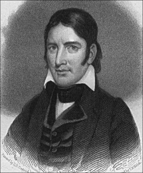 Soldat, trappeur et homme politique américain élu plusieurs fois représentant de l'État du Tennessee. Il prend part à la défense d'Alamo en 1836 et y laisse la vie. De qui s'agit-il ?