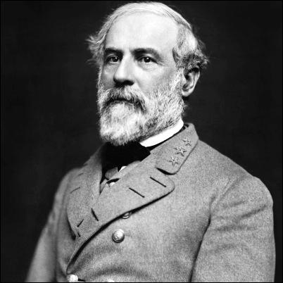 Chef des armées des États confédérés au cours de la guerre de Sécession, il est considéré comme le meilleur stratège de cette guerre. De qui s'agit-il ?