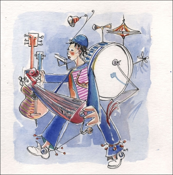 Homme orchestre en conformité :