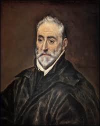 Quel peintre a représenté son ami, le chanoine de la cathédrale de Tolède  Antonio de Covarrubias  ?