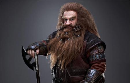 Comment s'appelle le père de Gimli (Le seigneur des Anneaux) ?