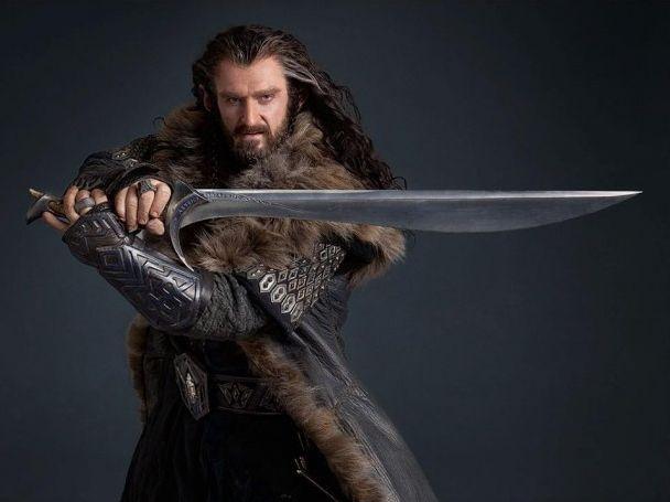 Les Nains de 'Bilbo le Hobbit'