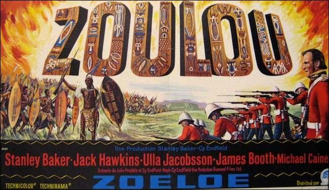 Souvenez-vous, vous l'avez connu sous le nom du  Zoulou blanc  !