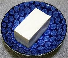 De quelle origine est le tofu que l'on vous sert dans ce restaurant asiatique ?