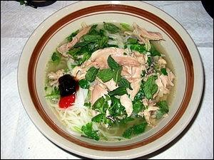 Cette soupe s'appelle  pho , où êtes-vous ?