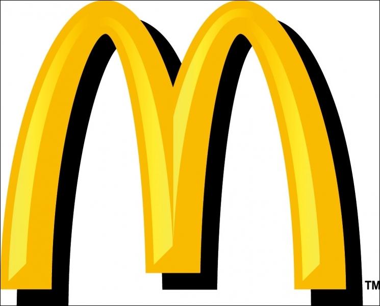 Quel est ce logo venant d'un fast-food très célèbre ?