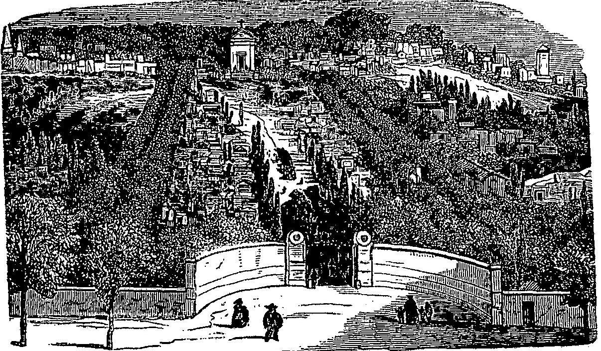 Lieux parisiens célèbres – Le cimetière du Père Lachaise - Par l'alphabet !