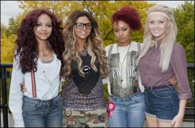 Quel était le nom du groupe avant  Little Mix  ?