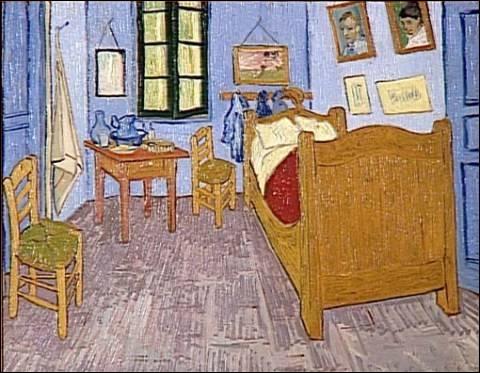 Qui a peint ce tableau ? (Titre : La chambre à coucher)