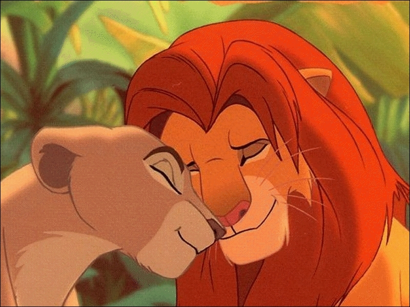 «L'amour brille sous les étoiles», une magnifique chanson dans laquelle Simba dit qu'il a peur de révéler quelque chose. Quoi ? (pas forcément dans l'ordre)