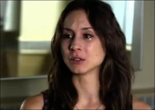 Où Spencer croit-elle voir le corps de Toby ?