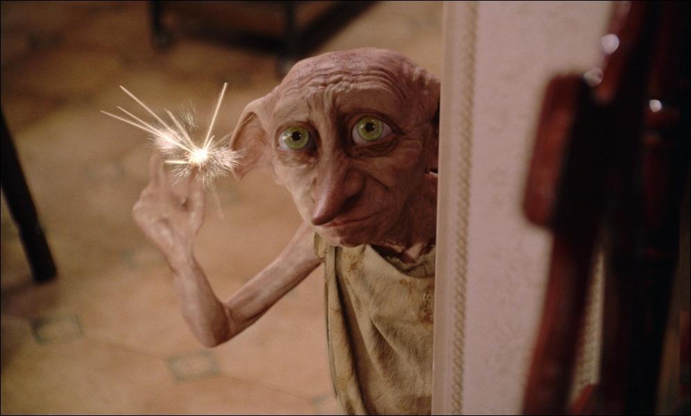 Quelle créature est Dobby ?