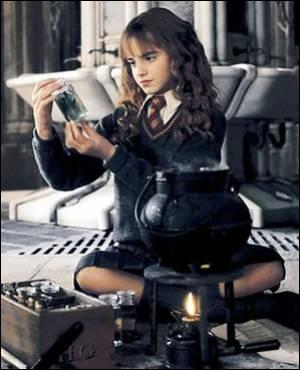 De quels ingrédients Hermione a-t-elle absolument besoin pour préparer le Polynectar ?
