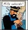 Pourquoi le capitaine s'énerve-t-il ? Vous pouvez agrandir l'image.