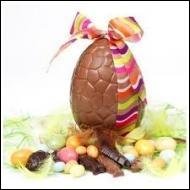 A l'occasion de quelle fête est-il coutume d'offrir des œufs en chocolat ?