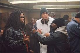 Dans  Scary Movie 3 , la scène où Georges fait un battle avec d'autres rappeurs est une parodie d'un film où un grand rappeur américain joue. Lequel ?