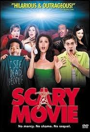 Tout le film  Scary Movie 1  est basé sur un film d'horreur. Lequel ?