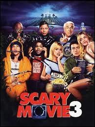 Tout le film  Scary Movie 3  est basé sur plusieurs films. Lesquels ?