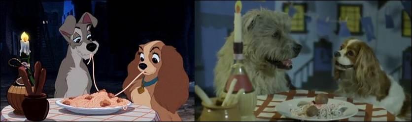 Le nom de ces deux chiens est également le nom du film !