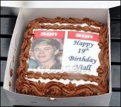 Quelle est la date d'anniversaire de Niall ?