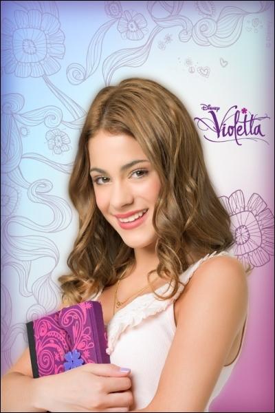 Comment s'appelle Violetta ?