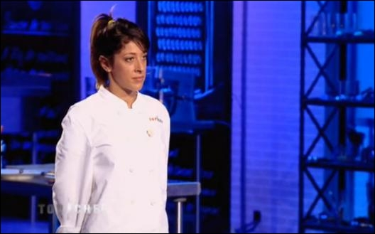 Au début en fac de droit, elle décide alors d'exercer sa vraie passion et s'engage vers la cuisine. Qui est cette candidate ?