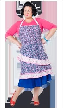 Comment s'appelle la cuisinière de Violetta ?