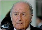 Qui est le président de la FIFA ?