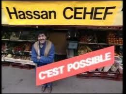 Humour et télévision : avec l'épicier Hassan Cehef, c'est possible ! Quel groupe d'humoristes a réalisé ce sketch ?