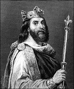 Quel roi était surnommé   le bègue   ?