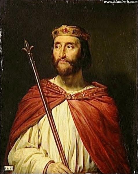 Quel roi était surnommé   le simple  ?