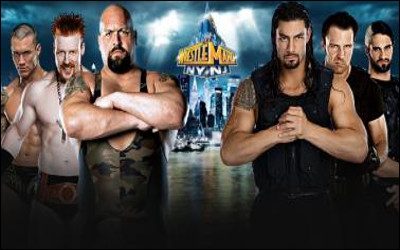 Randy Orton, Sheamus & Big Show vs The Shield : qui sont les vainqueurs ?