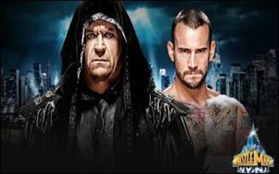 The Undertaker vs CM Punk : qui est le vainqueur ?