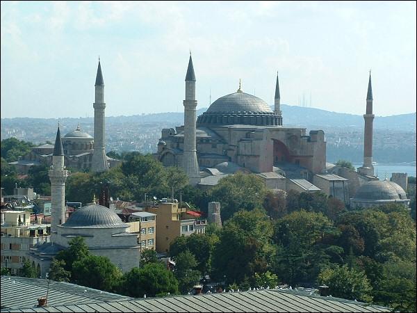 Quel est le monument le plus célèbre de l'art byzantin ?