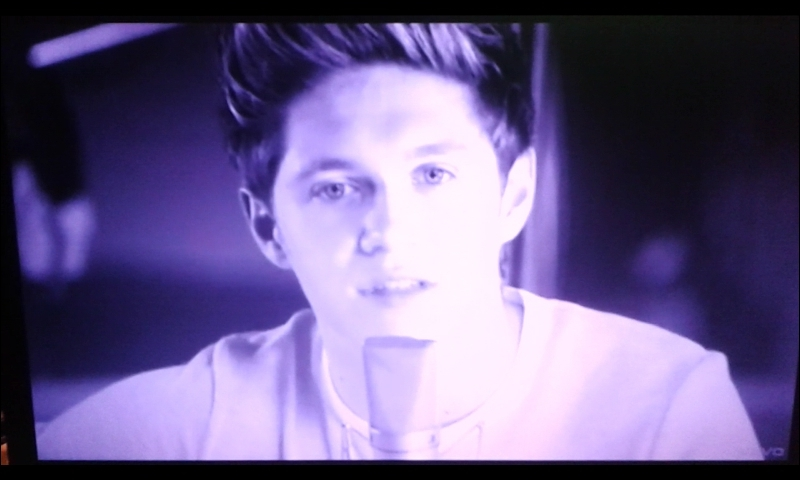 Complétez le solo de Niall :  If I let you know... .