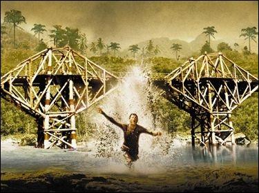 Dans quel pays se déroule l'action du film  Le pont de la rivière Kwaï  ?