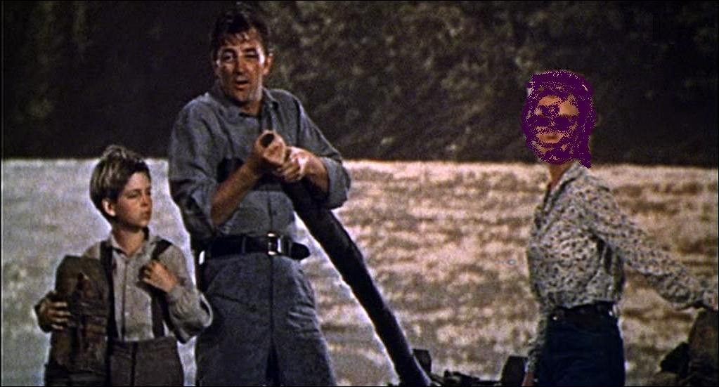 Qui était la vedette féminine du film d'Otto Preminger  La rivière sans retour  ?
