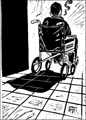 Dans quel sport s'est fait connaître Roger Rivière, dont la carrière fut interrompue par une chute que le laissa handicapé ?